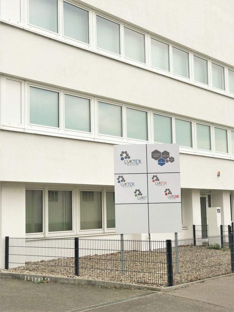 Lyktek Hauptsitz Frankfurt